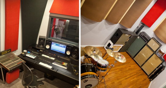 - DEVOTION RECORDING STUDIO
