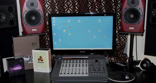 Online Mixing&Mastering - Moretime's Studio