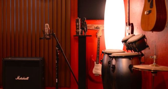 Photo of The Red Room Recording Studio