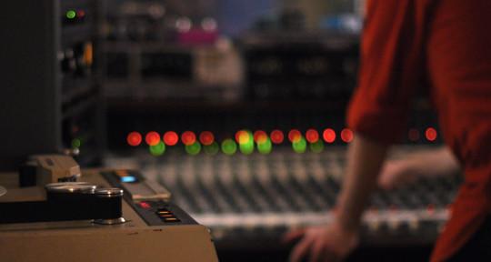 Recording & Mixing Studio - The Soul Shop