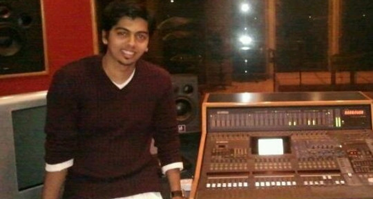 Photo of Sound Engineer Nakul
