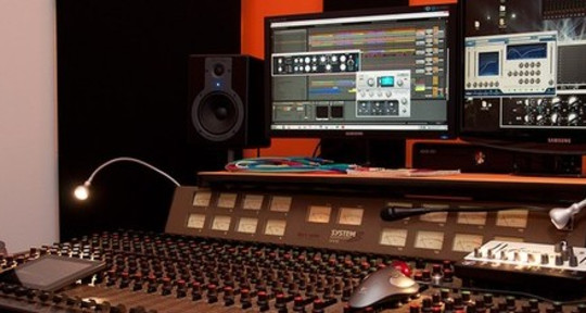 Photo of B Said Music recording studio