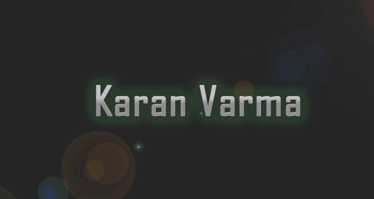 - Karan Varma