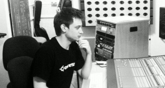Music and Record Producer - Joel Elwar