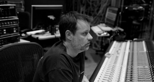 Recording Engineer / Mixer - Steve Genewick
