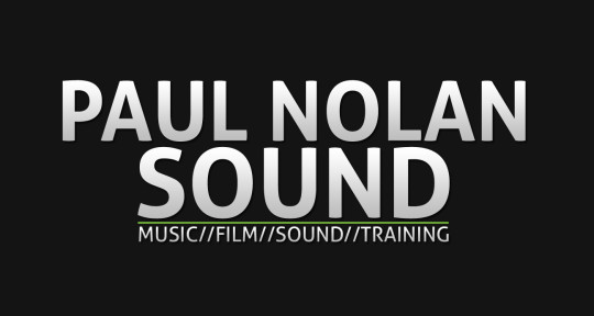 Photo of Paul Nolan Sound