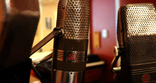 Recording studio - Crystall Recorders