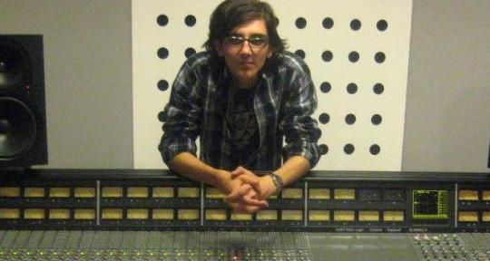 Remote Mixing & Mastering - Antonio Montes Pinos