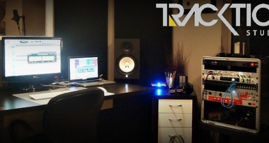 Photo of Tracktion Studios