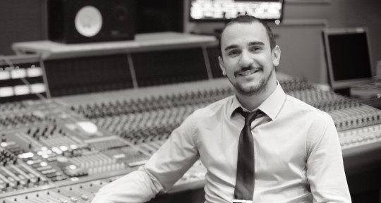 Mixing, Editing, Strings, Vox  - Benjamin Alan Levy