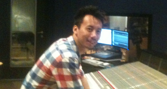 Mixing & Mastering - Steven Chen