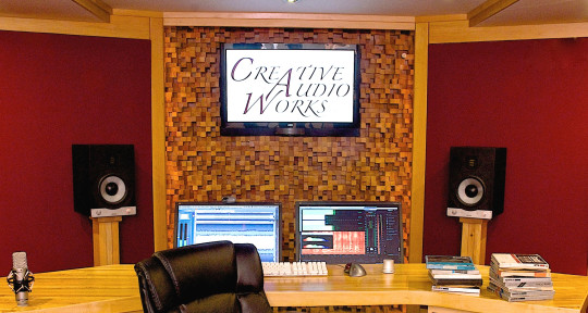 Audio Mastering - Creative Audio Works LLC