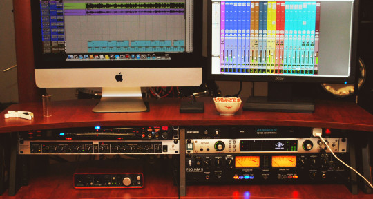 - Mike Lombardi Productions (Songwriting/Mixing/Mastering)