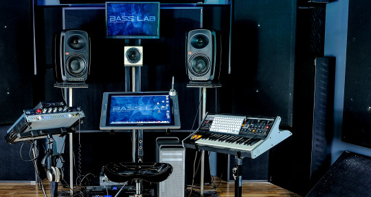 Photo of Bass Lab