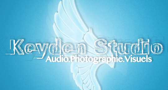 - Keyden Studios Audio Photography Visuals