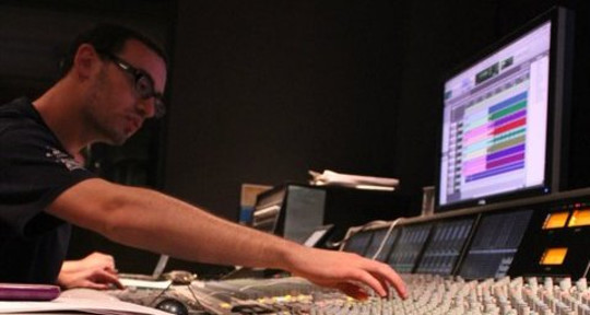 Recording and mix engineer - Mitchell Bader