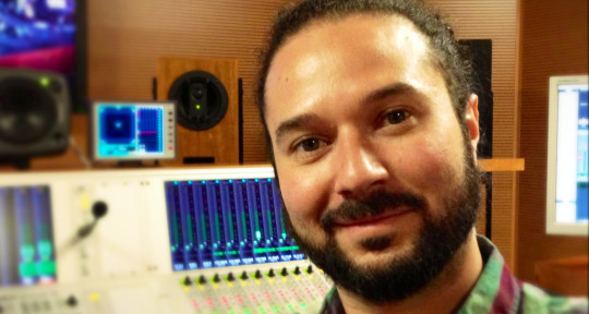 Sound Engineer - Daniele Zazza