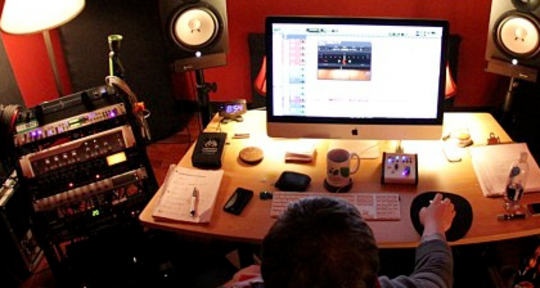 Photo of Matthew Amelung (producer/engineer/mixer)
