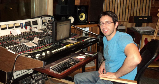 Recording and Mixing Engineer - Mike K. Pascucci