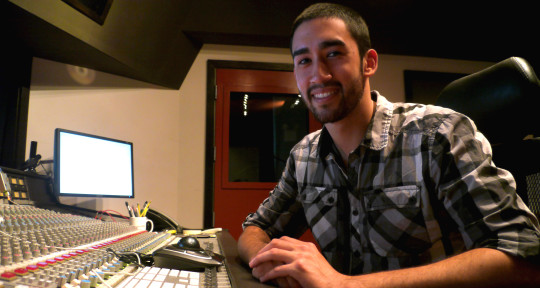 Producer & Audio Engineer - Joseph Caravalho