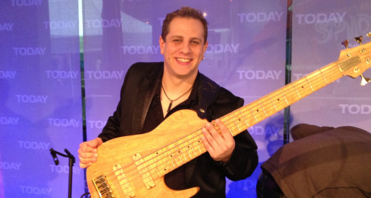 Bass Player/Musician - Paul Briscoe