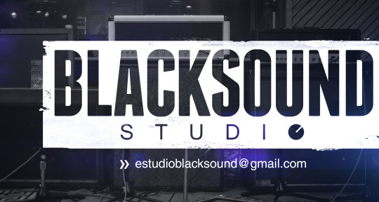 - Black Sound Studio