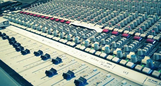 Mixing/Mastering/Producer etc. - Corey Nixon