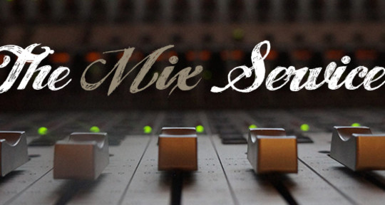 Mix & Master Audio - The Mix Service