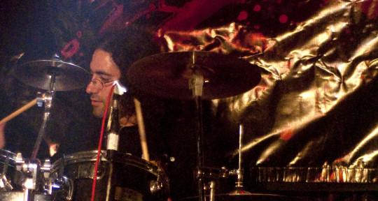 Session drummer. Recording. - Carlos Córdoba