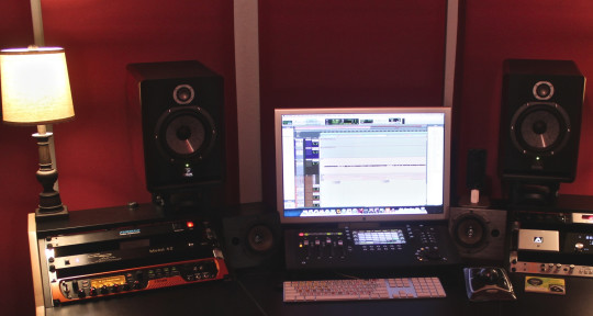 Recording Mixing Engineer - Contra Studio