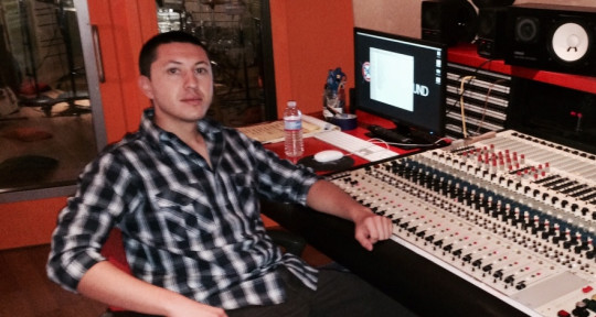 Mix Engineer - Ryan Merida