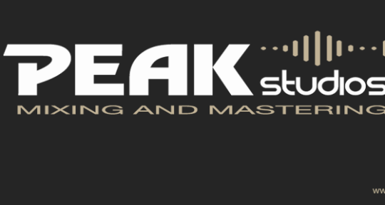 Mixing, Mastering, Editing - Peak-Studios - Mixing and Mastering