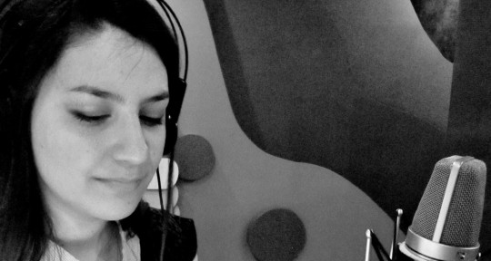 Electronica producer / singer - Natascha Stern