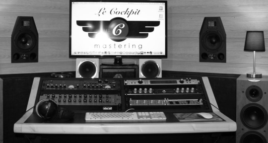 Mixing & Mastering - Cockpit Studio