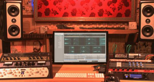 Mastering Studio - Capricorn Mastering