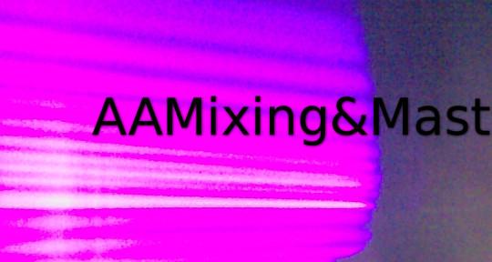 Online Mixing & Mastering - AAMixing&Mastering