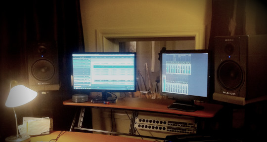Photo of Atreus Audio