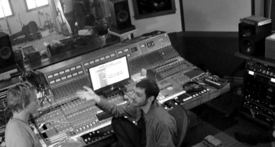 Engineer/Producer/Mixer - J.Saliba