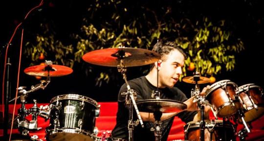 Creative drum tracks. - Christian Rives