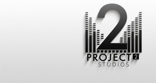 Professional Recording Studio - Project 2 Studios