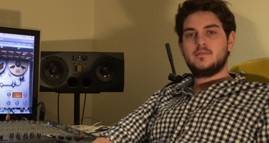 Audio Eng, Music Producer - Theo Koustas