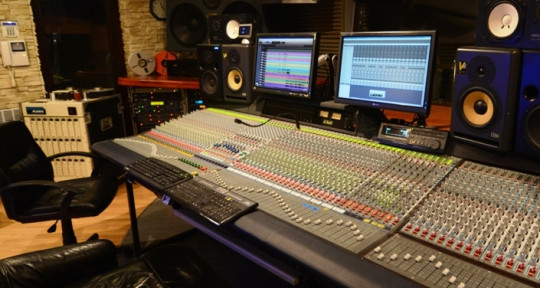 all Recording+Mastering works - TR Studio