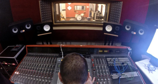 Pro Recording,Mixing,Re-amping - 360 Music Factory