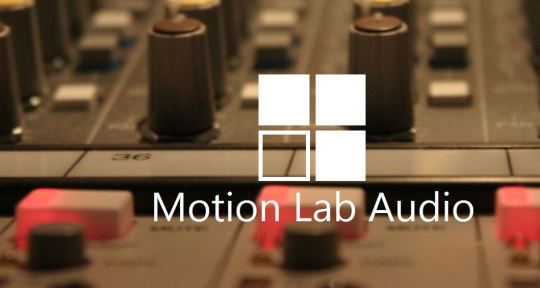 Photo of Motion Lab Audio