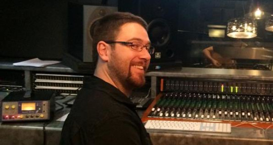 Recording/Mixing Engineer - Dave Weir