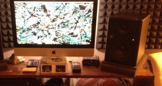 Recordig, Mixing & Editing - Samuel Bernhardt