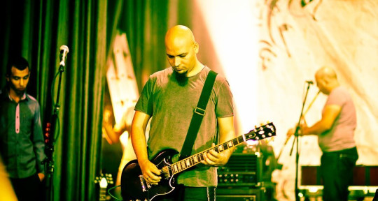 Music Producer, Guitar Player. - Abe Hathot