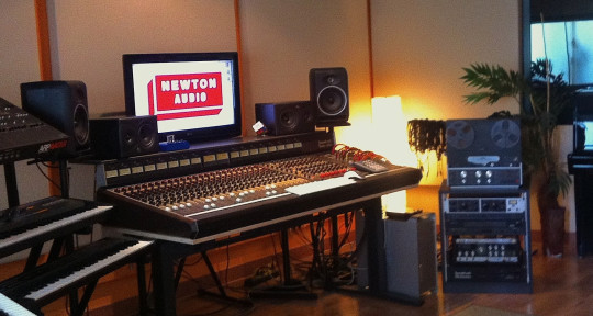 Recording Studio - Newton Audio