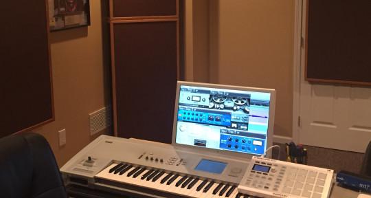 Producer/Mix engineer - David Hyman
