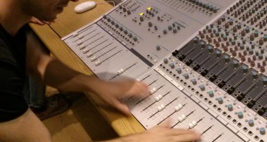 Mix & Master,Your Art-My Dream - Doron Goldschmidt
